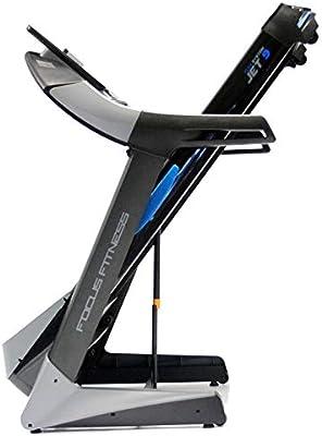 Focus Fitness Jet 9 IPLUS Cinta de Correr, Color Negro/Gris/Azul ...