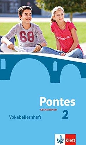 Pontes Gesamtband 2: Vokabellernheft 2.-4. Lernjahr (Pontes Gesamtband. Ausgabe ab 2016) Broschüre – 1. März 2016 Klett 3126223443 Schulbücher Latein
