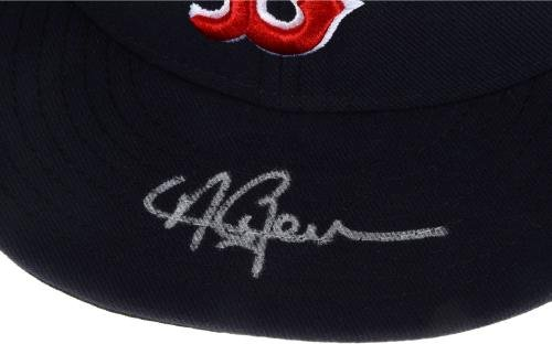 Andrew Benintendi Boston Red Sox Autographed New Era Cap Fanatics Authentic Certified Autographed Hats