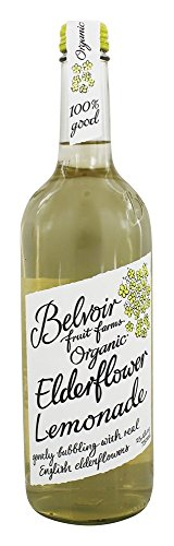 Belvoir Organic Elderflower Lemonade, 25.4 fl oz