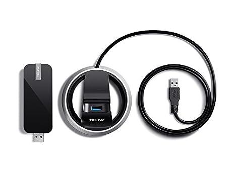 TP-LINK Archer T4UH V2 Adaptador y Tarjeta de Red USB 867 ...