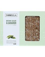 Dobella Brown Sugar Cubes with Cardamom - 500 g