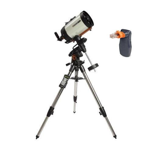 Celestron Advanced VX 8'' EdgeHD Telescope WiFi Kit - with Skyportal Wifi Module by Celestron