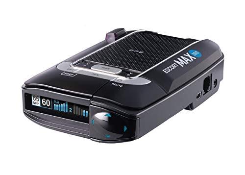 ESCORT MAX360 - Laser Radar Detector, GPS for Fewer False Alerts, Lightning Fast Response, Directional Alerts, Dual Antenna Front and Rear, Bluetooth, Voice Alerts, OLED Display, Escort Live! by Escort (Image #7)