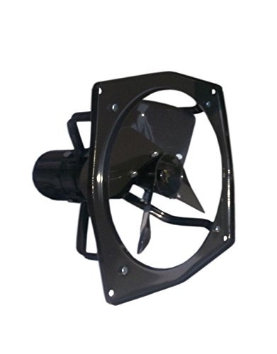 Almonard 900 Rpm Exhaust Fan 24 Inch Black Amazon In Home Kitchen