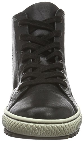 53 para Zapatillas Negro Shoes 755 schwarz altas Gabor 57 mujer Fw5UHqXx