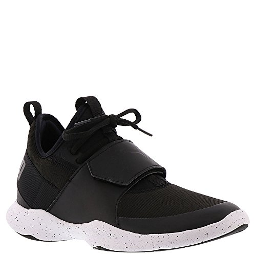 PUMA Women's Dare Trainer WNS Sheen Sneaker, Black Black, 7.5 M US