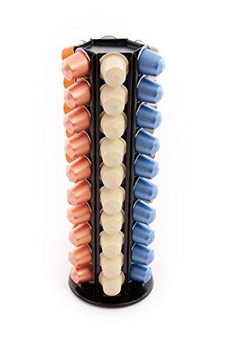 29, image 60 Capsules Nespresso rotatif distributeur de capsules Capsules  Café Support - Poudre qualité galvanisé Noir ba70f5aed4ae
