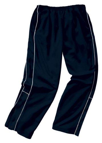 Charles River Boys' Olympian Pant-Navy/White/Navy-XL