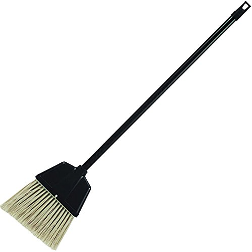 Genuine Joe GJO02408CT Janitorial Plastic Lobby Broom (Pack of 12) by Genuine Joe