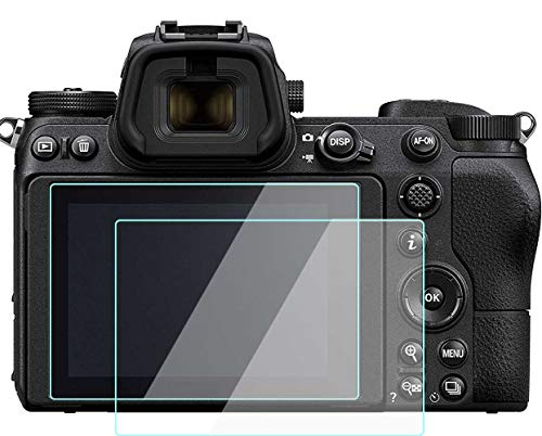 WH1916 Glass Screen Protector Foils Compatible for Nikon Z7