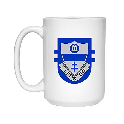 Vintag Army 2nd Battalion 325th Airborne Infantry Regiment Mug | 15 oz Ceramic Mug Cup | Perfect Unique Gift Mug Cup