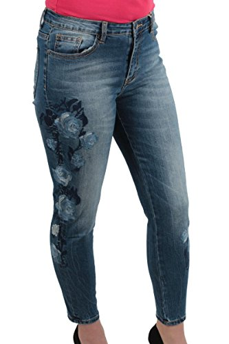 denim Hailys Jeans Femme Hailys Jeans Bleu rwq1EXa4rx