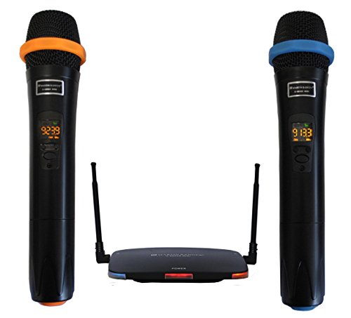(Martin Ranger U6800R-MINI Smallest UHF Wireless Microphone System in the world with 32 Selectable channels and Plug-in USB Rechargeable Lithium Battery)