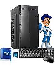 Computador Cpu Intel Core i5 8gb HD 500gb Teclado Mouse