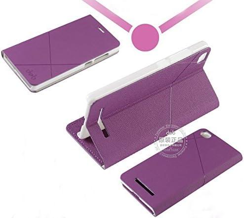 Prevoa ® 丨Flip PU Protictive Funda Case para Xiaomi Mi4C 4C M4C 5 ...