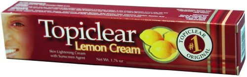 (Topiclear Lemon Cream 1.76 oz. (Pack of 2))