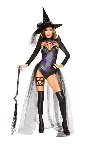 Hocus Pocus Witch Teen Costumes - Fest Threads 2 PC Witch Sorceress