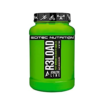 SCITEC Athletic Line R3load - 2,1 Kg French Vanilla: Amazon.es: Alimentación y bebidas