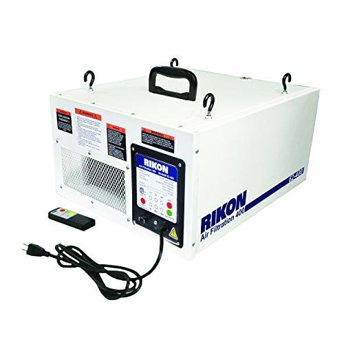 Jet Air Filtration System - Rikon Air Filtration 400