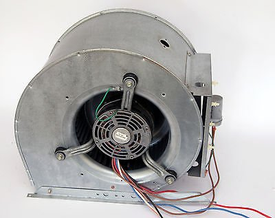 Furnace main Air blower squirrel cage fan assembly 115V 1/3 HP 4 sp HQ1012514EM - Hp Blower