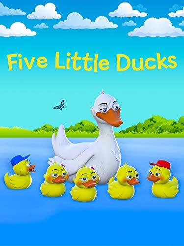 Five Little Ducks (Five Little Ducks)