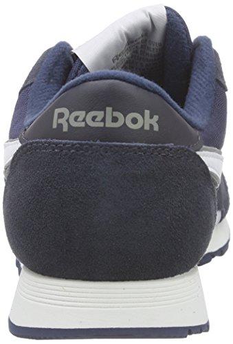 Sneaker Women's Platinum Team Navy Classic Reebok A1w0q