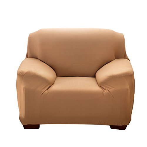 VORCOOL One-seat High Elasticity Anti-mite Chair Covers Sofa