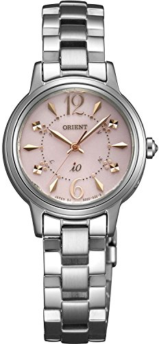 ORIENT watch io Io Solar radio watch WI0011SD Ladies