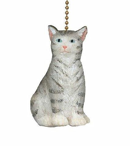 Clementine design gray kitty cat ceiling fan pull ceiling fan pull clementine design gray kitty cat ceiling fan pull mozeypictures Choice Image