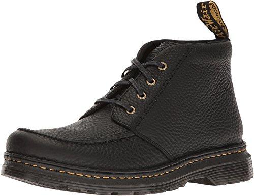 Dr. Martens Men's Austin Chukka Boot, Black, 11 UK/12 D US