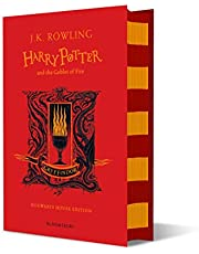 Harry Potter and the Goblet of Fire – Gryffindor Edition (Harry Potter House Editions)