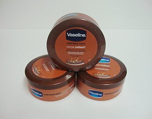 Vaseline Smoothing Body Butter with Cocoa and Shea Butters 8