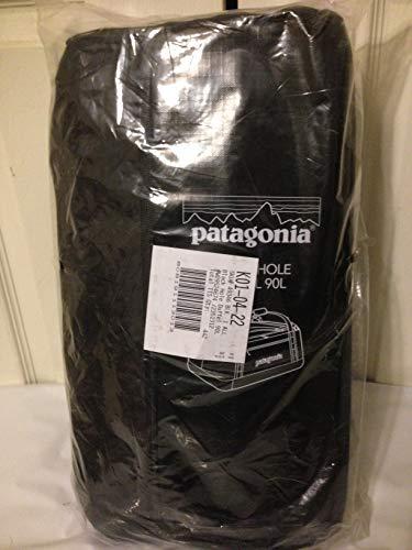 Patagonia Black Hole 90L Duffel Bag (Black)
