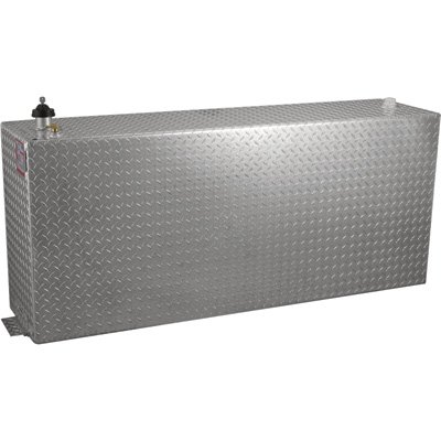 Truck Auxiliary Fuel Tank - 8