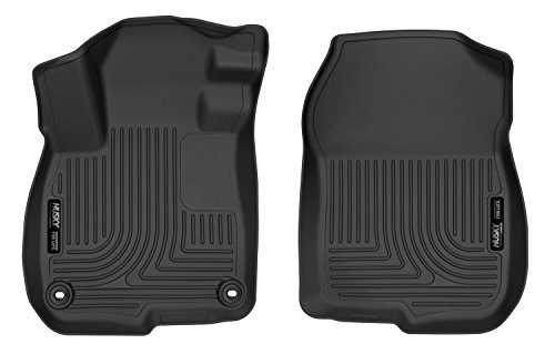 52291 black front floor liner fits 17