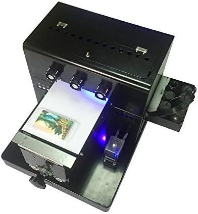 Syoon 2018 A4 tamaño pequeño Impresora UV LED con Efecto de ...