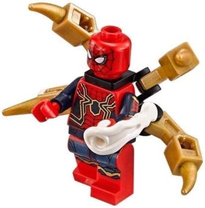 LEGO Superheroes: Iron Spider-Man from Infinity War