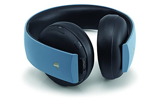 소니 플레이스테이션《―숀》 PlayStation Gold Wireless Headset - Uncharted 4 Liwithed Edition 북미 수입판
