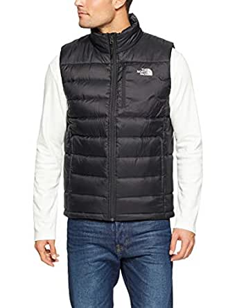 The North Face Men's Aconcagua Vest, TNF Black, Small
