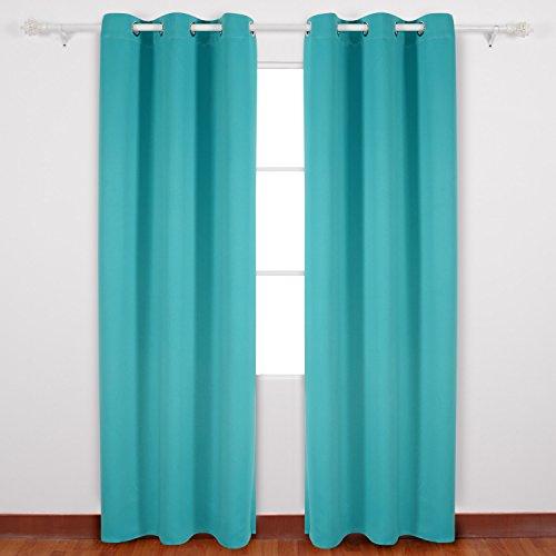 grommet top drapes - 6