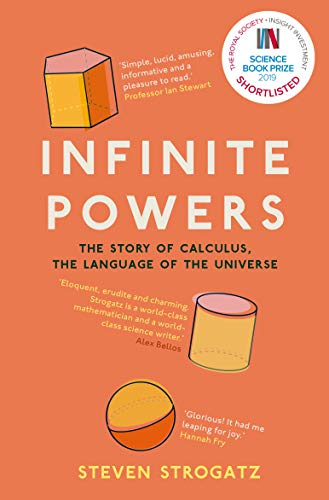 Infinite Powers por Steven Strogatz