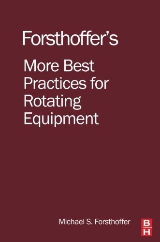 (More Best Practices for Rotating Equipment)
