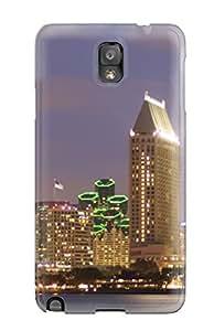 New Arrival San Diego City UyCrHiZ5572DbWDz Case Cover/ Note 3 Galaxy Case