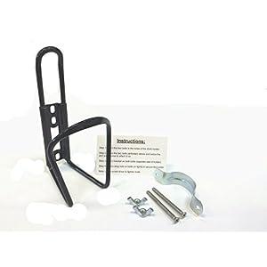 TreadLife Fitness Water Bottle / Cup Holder Attachment for Exercise Bike, Treadmill, Elliptical
