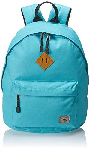 Everest Vintage Backpack, Aqua Blue, One Size