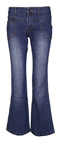 Lets Cut Jeans Donna Boot Shop ZUwZxTr4q