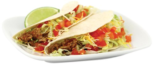 Tyson Pressed Flour Tortilla, Shelf Stable, 12 Inch, 12 Count (Pack of 12) by Tyson