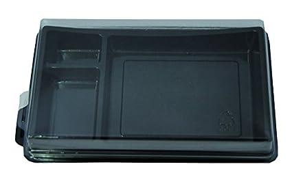 84299 TAPA ENVASE SUSHI MEDIO 174x101 Venta en caja de 480 uds. Hostelería y take