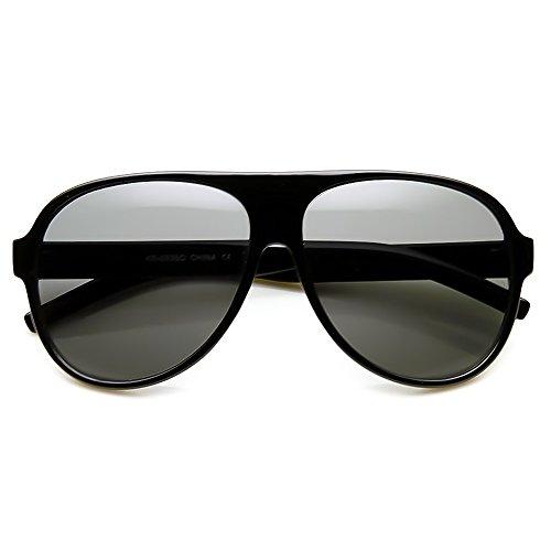 sol GOLPE VINTAGE V1 Culto Aviador Gafas KISS® PELÍCULA Negro de de de Retro estilo de unisex hombre mujer T5PTRqwY